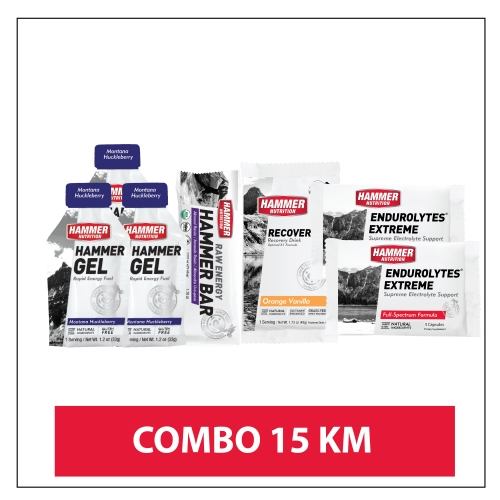 COMBO LA AN ULTRA TRAIL 15KM