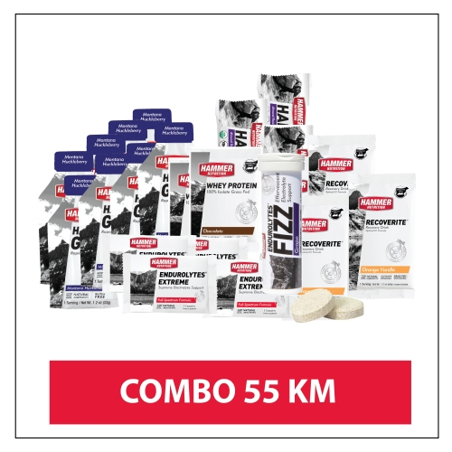 COMBO LA AN ULTRA TRAIL 55KM
