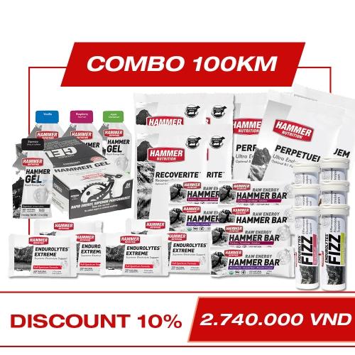 COMBO VIETNAM MOUNTAIN MARATHON 100KM