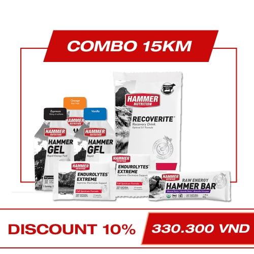 COMBO VIETNAM MOUNTAIN MARATHON 15KM