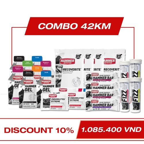 COMBO VIETNAM MOUNTAIN MARATHON 42KM