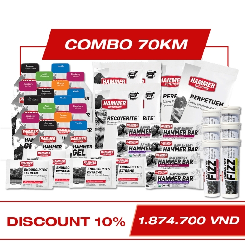 COMBO VIETNAM MOUNTAIN MARATHON 70KM