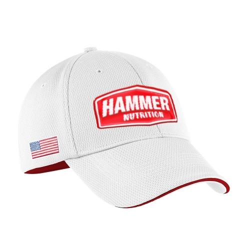 Nón thể thao Hammer trắng